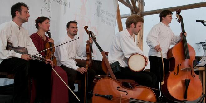 Evenimente de Ziua Europeană a Muzicii Vechi