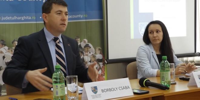 Program pentru elaborarea unui Cod de bună convieţuire între românii şi maghiarii din judeţ, aprobat de CJ Harghita