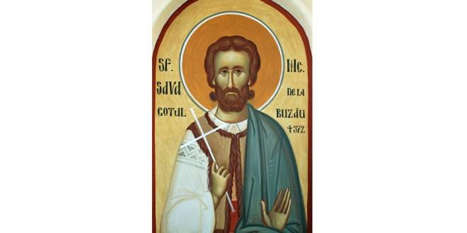 Sfinţi români şi străromâni: Sfântul Sava de la Buzău