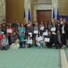 Harghita: Elevi maghiari, câştigători ai unui concurs de limbă română, au fost premiaţi la Guvern