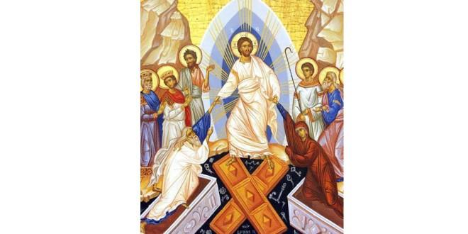 PASTORALA PREASFINȚITULUI PĂRINTE ANDREI LA PRAZNICUL ÎNVIERII DOMNULUI