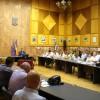 Şedinţa Colegiului Prefectural: 75% din pachetele oferite persoanelor defavorizate au fost recepţionate