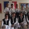 """Costumul popular în zi de sărbătoare la Liceul Teoretic """"O.C. Tăslăuanu"""" Topliţa"""