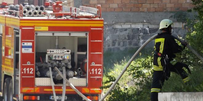Incendiile au provocat, anul trecut, pagube de aproape 5,3 milioane lei