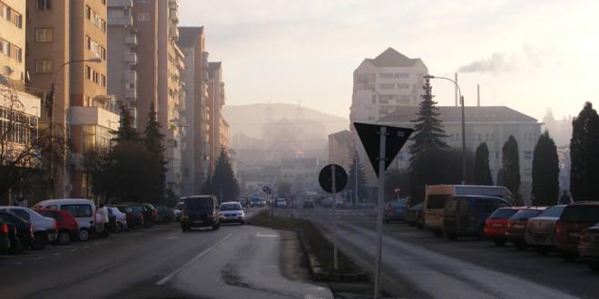 O vizită neaşteptată la Primăria municipiului Miercurea Ciuc
