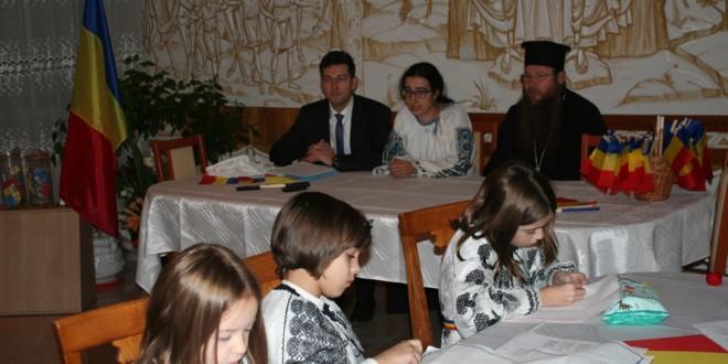 """""""Şezătoarea Tricolorului"""" sau despre păstrarea tradiţiilor şi obiceiurilor româneşti"""