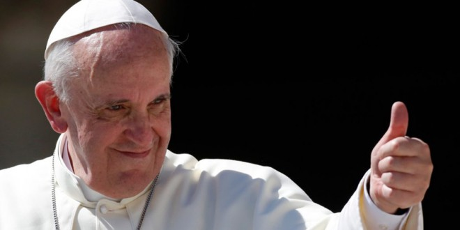 Măsuri speciale la vizita Papei Francisc