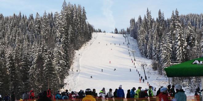 Unde şi când se poate schia în judeţ