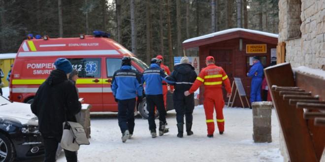 O fetiţă de 10 ani, rătăcită la Harghita-Băi, a fost găsită de jandarmii montani