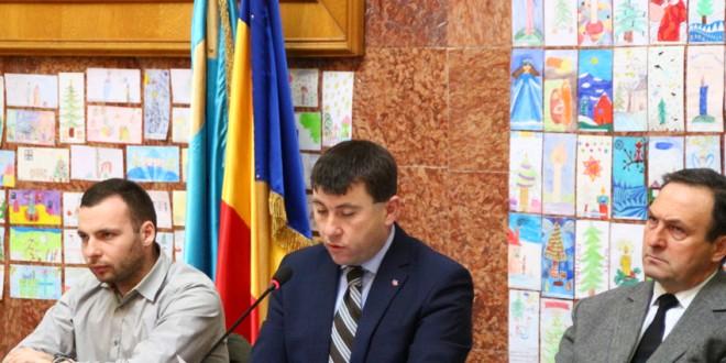 Şedinţa extraordinară a Consiliului Judeţean Harghita: Hotărâre de principiu a Consiliului Judeţean Harghita