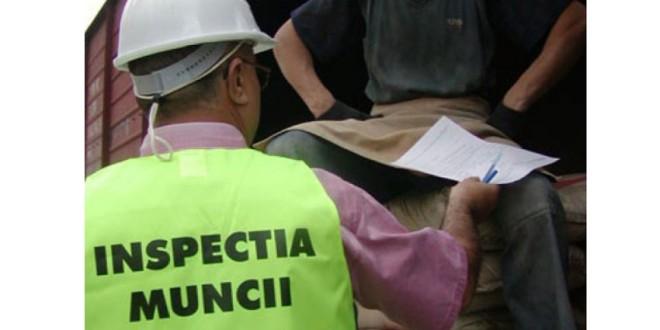 <h5><i>În ultima lună a anului trecut:</i></h5> Inspectorii Inspectoratului Teritorial de Muncă Harghita au efectuat 100 de controale la agenţii economici din judeţ, care s-au soldat cu amenzi în valoare totală de 69.000 lei