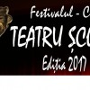 Festivalul-concurs de Teatru Şcolar, ediţia 2017