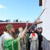 De Florii: S-a sfinţit Paraclisul Mănăstirii de la Făgeţel