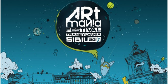 ARTmania se întoarce, cu bilete, în Piața Mare din Sibiu