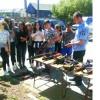 """Jandarmii topliţeni şi-au deschis porţile pentru """"Şcoala altfel"""""""