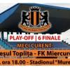 Meci decisiv pentru titlu în Liga a IV-a