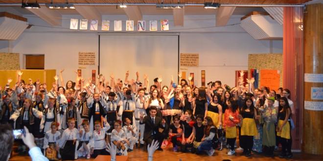 """Câştigătorii Concursului naţional de dans """"Împreună pentru viitor"""" – etapa regională"""