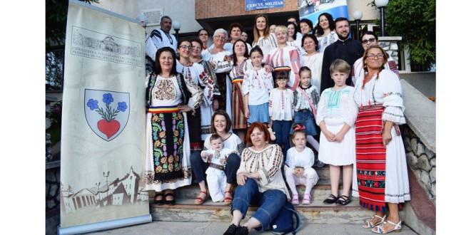 Sărbătoare emoţionantă a iei româneşti