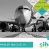 Şase luni de creștere continuă la aeroportul internaŢional sibiu