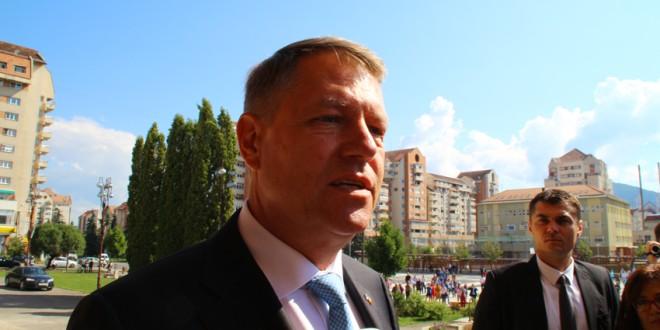 Iohannis îi răspunde lui Viktor Orbán: Eu mă implic pentru UE, nu pentru altă entitate