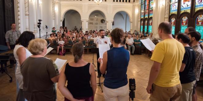 Aplauze furtunoase la concertele Universităţii de Vară de Muzică Veche