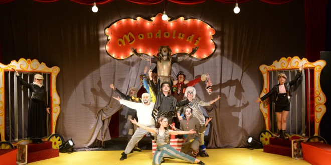 Leul Ra în turneu – Primul musical off Broadway, original 100%