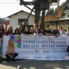 Tabără comună a elevilor români şi maghiari din Miercurea-Ciuc