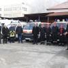 Ambulanţe vechi, neutilizate, predate de Serviciul de Ambulanţă către Servicii Voluntare pentru Situaţii de Urgenţă