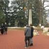 Pelerinaj la mormântul unui erou