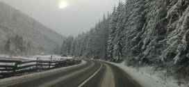 Ședința Comandamentului de iarnă, în contextul în care Harghita va intra sub cod portocaliu de ninsori