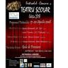 În această săptămână, în Topliţa: Festivalul-Concurs de Teatru Şcolar