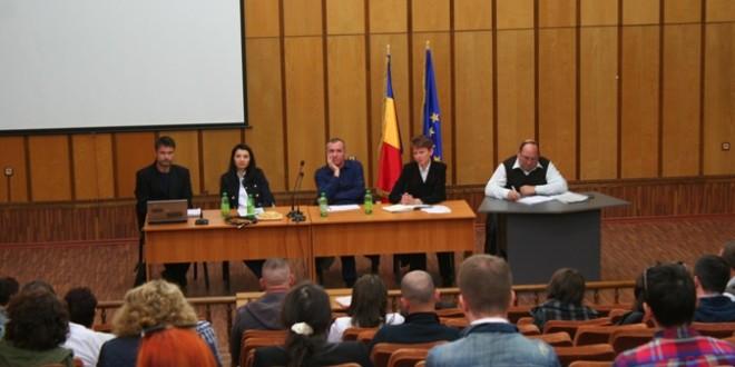 Sesiune de instruire a beneficiarilor PNDR din judeţul Harghita