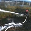 Incendiile de vegetaţie, un pericol