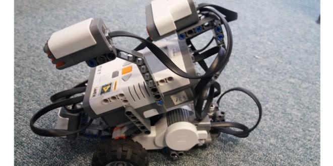 Roboţi Lego în şcoli