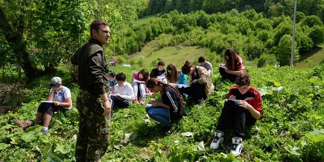 În cea de-a 13-a ediţie a programului Spaţii Verzi: MOL România finanţează 49 de proiecte de mediu