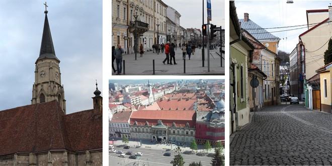 Vizită de studiu prin Clujul istoric