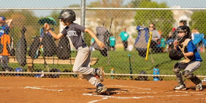 Primăvară cu baseball în Virginia