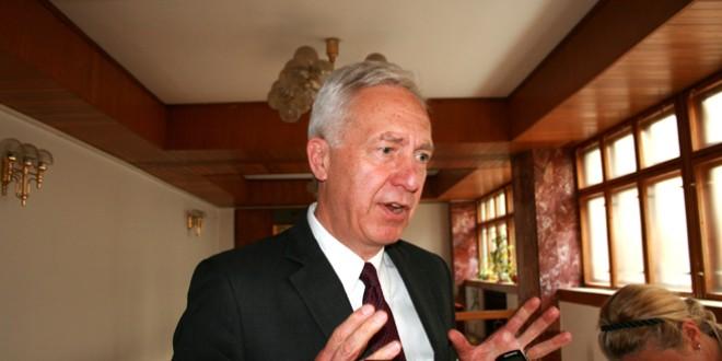 Ambasadorul Statelor Unite, Hans Klemm, la Miercurea Ciuc