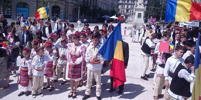 Duminică, 29 iulie: Românii din inima ţării protestează la Bucureşti împotriva adoptării Codului administrativ