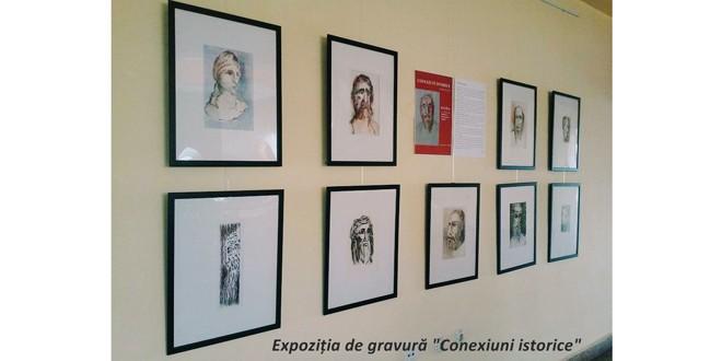 """Zilele """"Miron Cristea"""", Topliţa: Vernisajul a trei expoziţii în trei medii artistice diferite"""