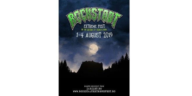 Rockstadt Extreme Fest 2019: trei formații confirmate, trei genuri