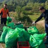 """""""Let's Do It, Romania!"""" în Harghita: În Ziua Curăţeniei Naţionale, peste 4.500 de voluntari harghiteni au strâns în jur de 12.000 de saci cu gunoi"""