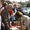 Topliţa: Acţiune de strângere de semnături a PMP Harghita pentru susţinerea revenirii la alegerea primarilor în două tururi de scrutin