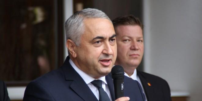 Ministrul Educaţiei Naţionale, prof. univ. Dr. Valentin Popa a deschis noul an şcolar în Harghita