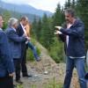 În urma inundaţiilor de la sfârşitul lunii trecute: Comisie interministerială de specialitate la Bălan, pentru a analiza situaţia stării lucrărilor de închidere a minelor