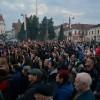 Primarul din Odorheiu Secuiesc, amendat cu 5.000 de lei după ce a arborat drapelul Ungariei, neînsoţit de cel al României, la comemorarea Revoluţiei din '56