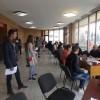 La Miercurea Ciuc şi Odorheiu Secuiesc: Peste 250 de persoane au participat la Bursa locurilor de muncă vacante pentru absolvenţi