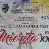 """Mâine şi poimâine, la Topliţa: Festivalul Cântecului Păstoresc """"Mioriţa"""""""
