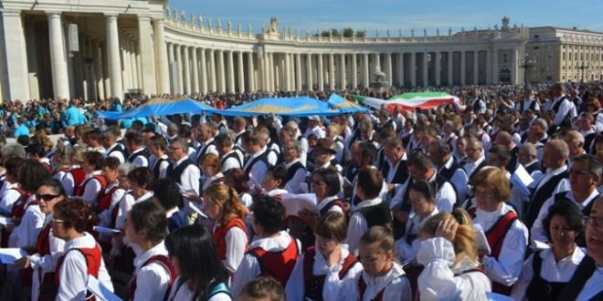 Întâlnire cu liderul spiritual suprem al Bisericii Catolice