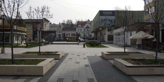 Piaţa Majláth Gusztáv Károly din Miercurea Ciuc va căpăta altă înfăţişare